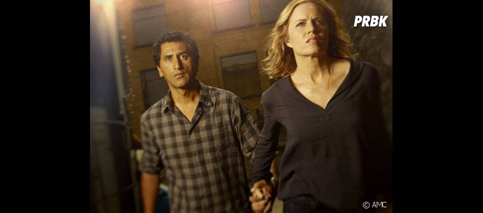 Fear The Walking Dead : Cliff Curtis et Kim Dickens au casting