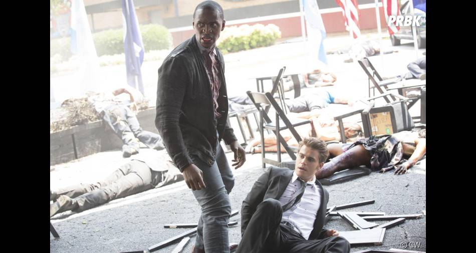 The Vampire Diaries saison 7, épisode 1 : Stefan (Paul Wesley) en danger