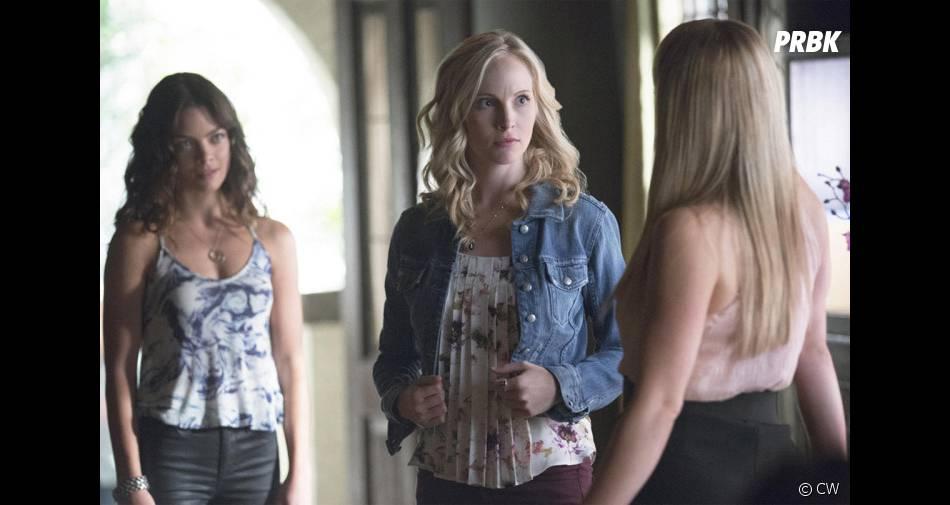 The Vampire Diaries saison 7, épisode 1 : Candice Accola sur une photo