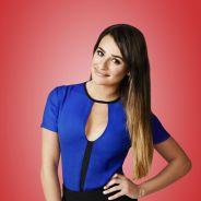"""Lea Michele nostalgique de Glee : """"Rachel me manque"""""""