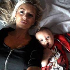 Stéphanie Clerbois : déclaration d'amour à son fils et à son homme sur Instagram