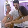 Secret Story 9 : Ali et Alia bientôt en couple ?