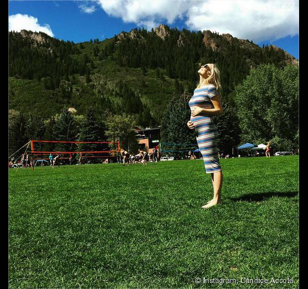 Candice Accola (The Vampire Diaries) enceinte : photo de son baby bump sur Instagram