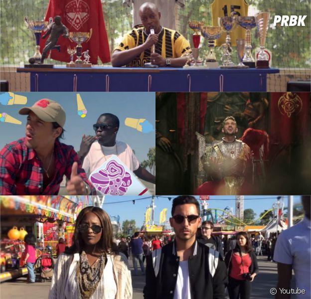 Nekfeu, Oxmo Puccino, Club Cheval, Alban Bartoli et La Légende du Roi Arthur dans les meilleurs clips de la semaine, septembre 2015
