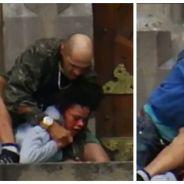 Héroïque... Un SDF se fait tuer pour sauver une femme otage d'un forcené