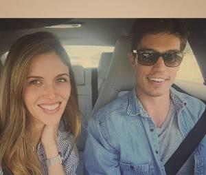 Kayla Ewell (The Vampire Diaries) s'est mariée avec son petit ami de longue date Tanner Novlan
