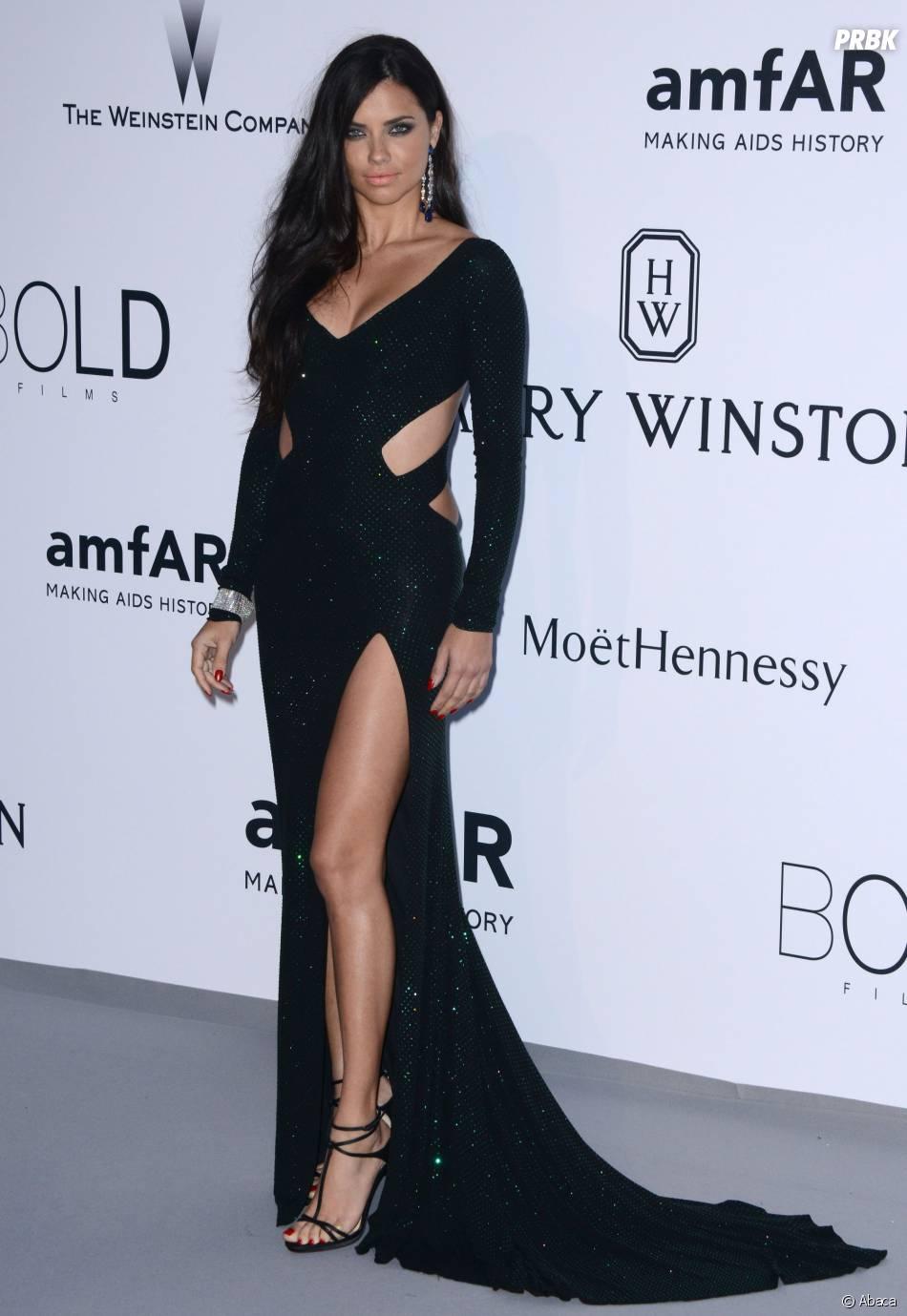 Adriana Lima dans le top 10 des mannequins les plus riches en 2015 selon Forbes