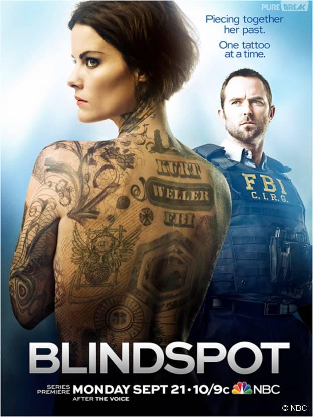 Blindspot : faut-il regarder la série avec Jaimie Alexander ?