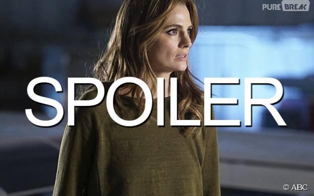 Castle saison 8 : Kate presque absente du premier épisode