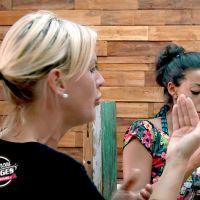 """Les Vacances des Anges, épisode 23 : Amélie Neten vs Caroline """"la moule"""", clash violent"""