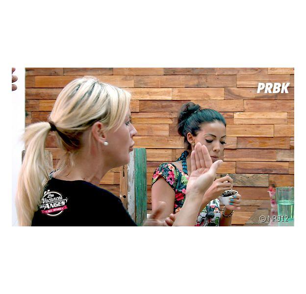 Les Anges All Star : gros clash entre Amélie et Caroline