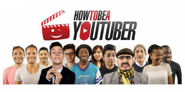 How To Be a YouTuber : le concours pour devenir une star de YouTube