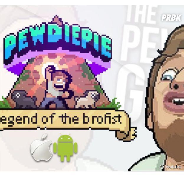 PewDiePie : le Youtubeur lance son jeu vidéo