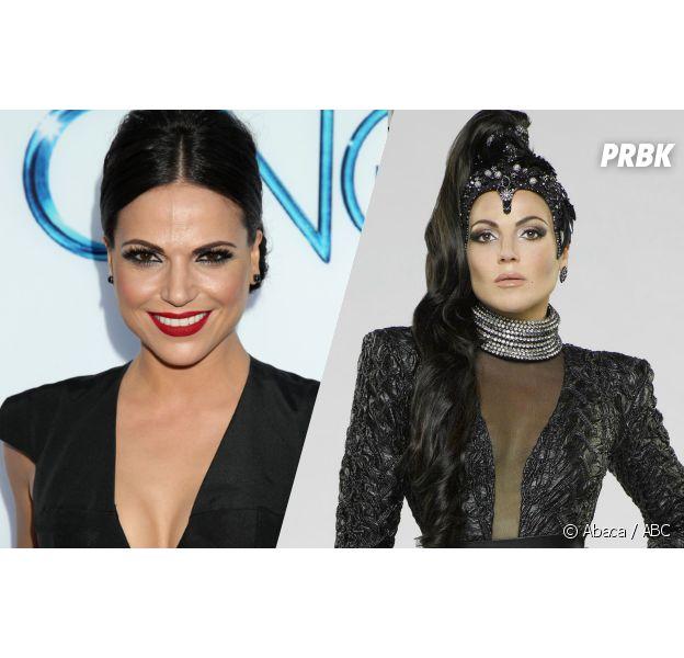 Lana Parrilla incarne la méchante Reine dans la série Once Upon A Time