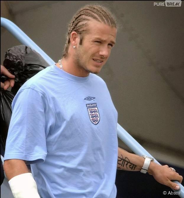 Les tresses pour hommes (manbraid) de retour mais c\u0027est bien plus stylé  que sur David Beckham