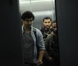 MI-5 Infiltration : Elyes Gabel sur une photo du film