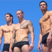 Florent Manaudou, Camille Lacourt... sexy et musclés dans le making-of du calendrier des nageurs