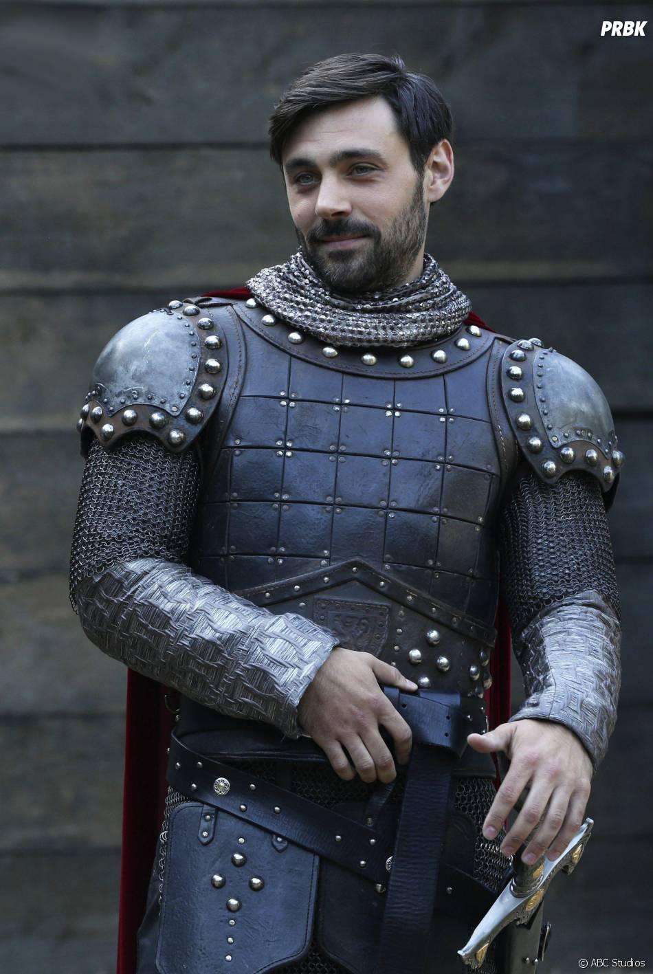 Once Upon a Time saison 5, épisode 2 : le Roi Arthur sur une photo