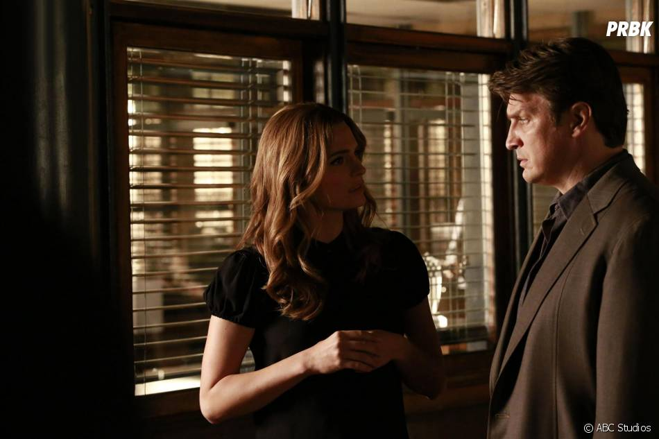 Castle saison 8, épisode 3 : Kate et Rick sur une photo