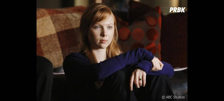 Castle : l'évolution de Molly Quinn en photos