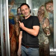 The Walking Dead saison 6 : Andrew Lincoln (Rick) explique pourquoi il déteste les spoilers