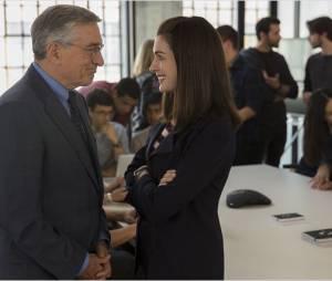 Le nouveau stagiaire : Robert De Niro et Anne Hathaway au casting