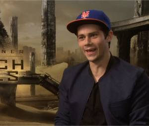 Dylan O'Brien du Labyrinthe 2 face aux questions cons de PureBreak