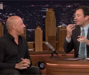 Vin Diesel parle de sa fille Hania dans l'émission de Jimmy Fallon