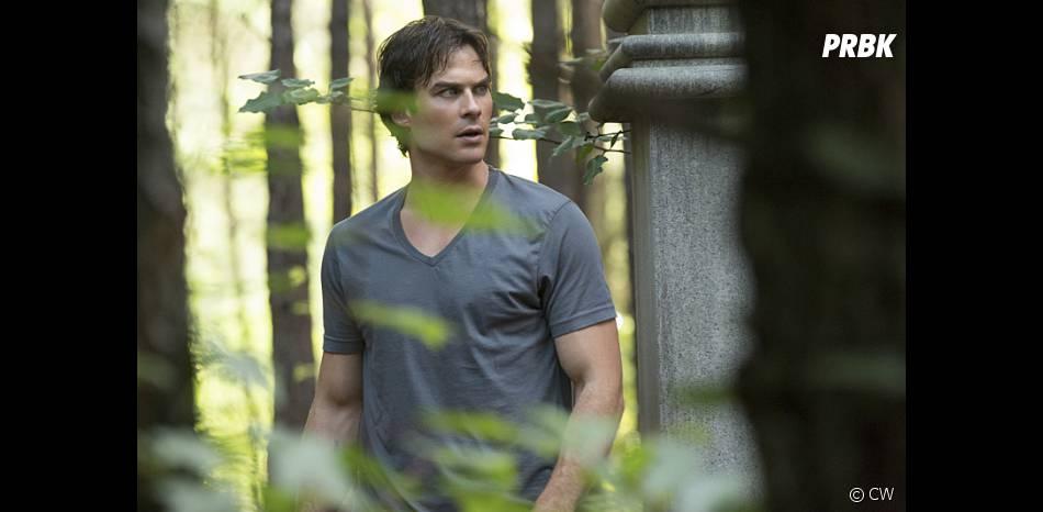 The Vampire Diaries saison 7 : Damon exilé de Mystic Falls v