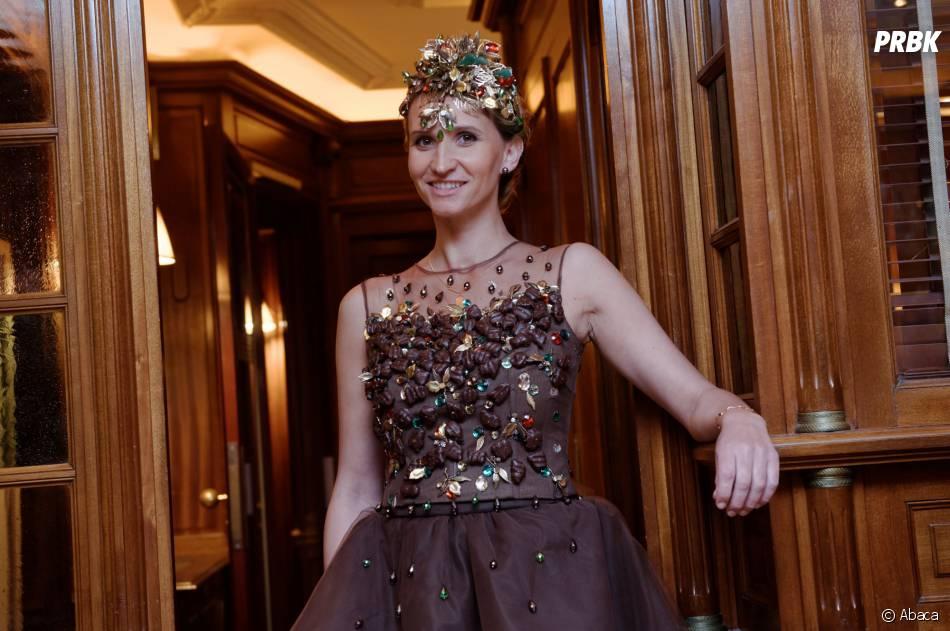 Tatiana Golovin : la jeune maman va défiler lors du Salon du chocolat 2015