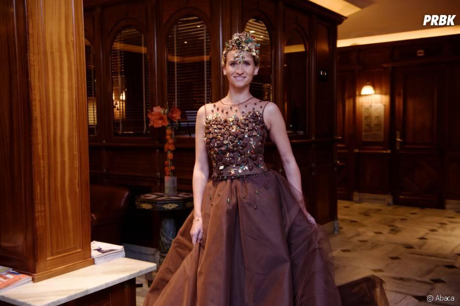 Tatiana Golovin choisie pour défiler au Salon du chocolat 2015