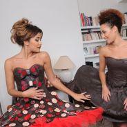 Karima Charni et Hedia, Tatiana Golovin : des sexy girls craquantes pour le Salon du chocolat 2015