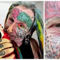 WTF : cet homme rêvait d'être un perroquet, il s'est fait tatouer et a coupé ses oreilles