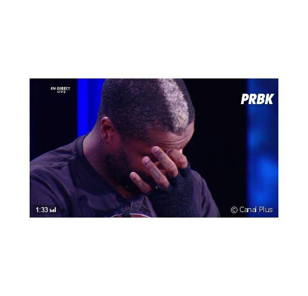 Djibril Cissé en larmes pour annoncer sa retraite