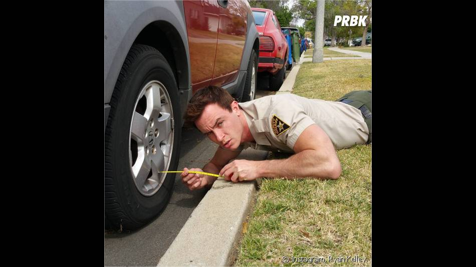 Teen Wolf saison 5 : Ryan Kelley (Parrish) sur le tournage