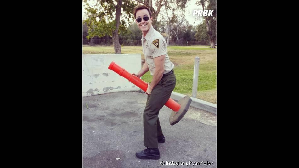 Teen Wolf saison 5 : Ryan Kelley (Parrish) s'amuse sur Instagram