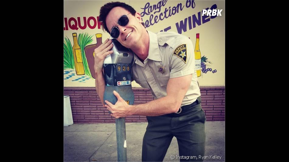 Teen Wolf saison 5 : Ryan Kelley (Parrish) sur Instagram
