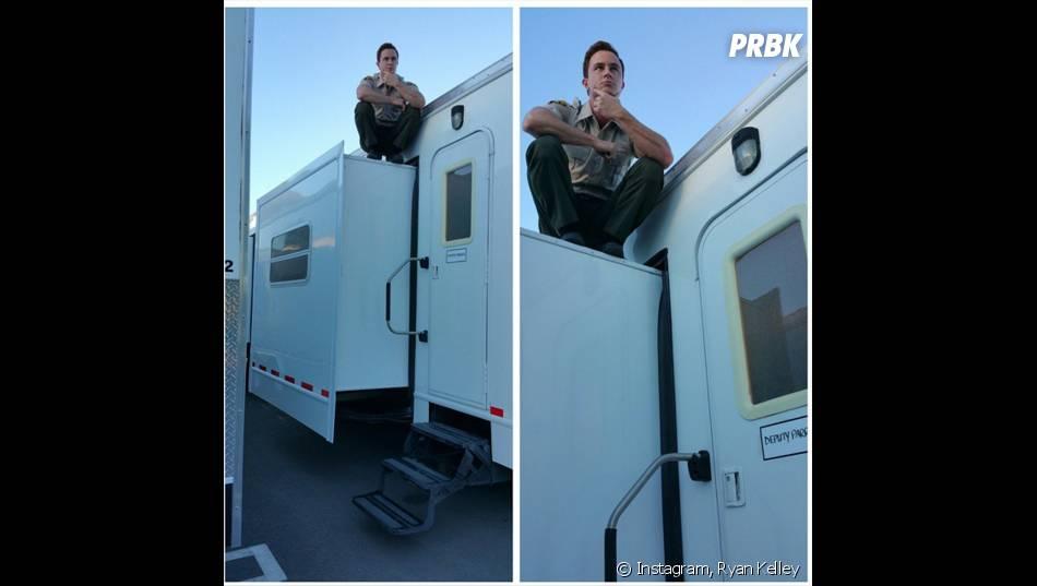 Teen Wolf saison 5 : Ryan Kelley (Parrish) perché sur Instagram