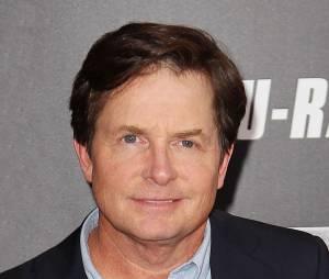 Michael J. Fox à la projection du 30ème anniversaire de Retour vers le futur, le 21 octobre 2015