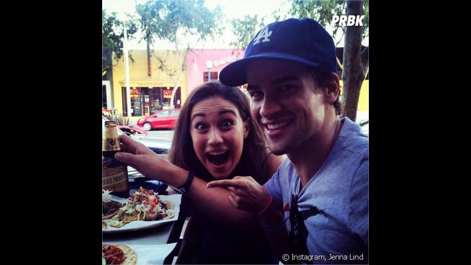 The Originals saison 3 : Andrew Lees en couple avec Jenna Lind