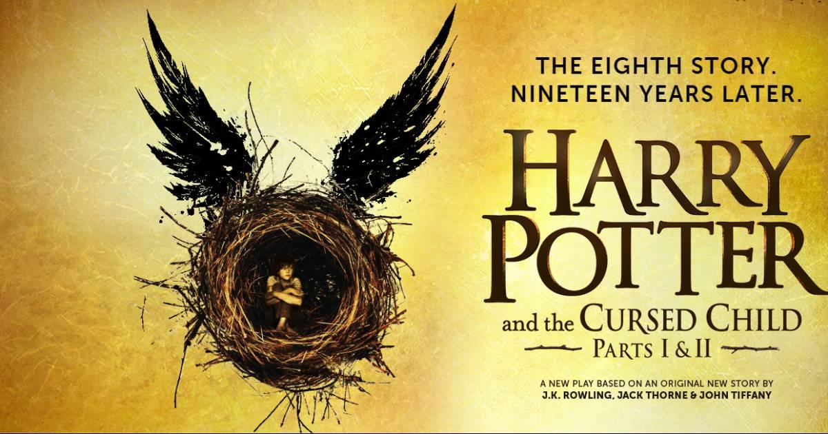 Harry potter les places pour la pi ce de th tre en - Harry potter 8 et les portes du temps bande annonce ...