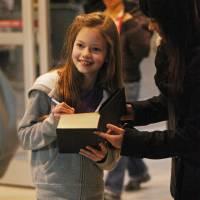 Twilight 5 : Renesmée (Mackenzie Foy) a bien grandi, la prevue en photos