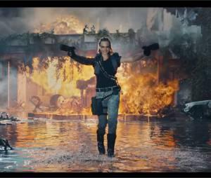 Call of Duty Black Ops 3 : le trailer de lancement avec Michael B Jordan et Cara Delevingne