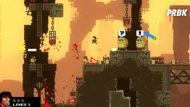 Broforce : image du jeu