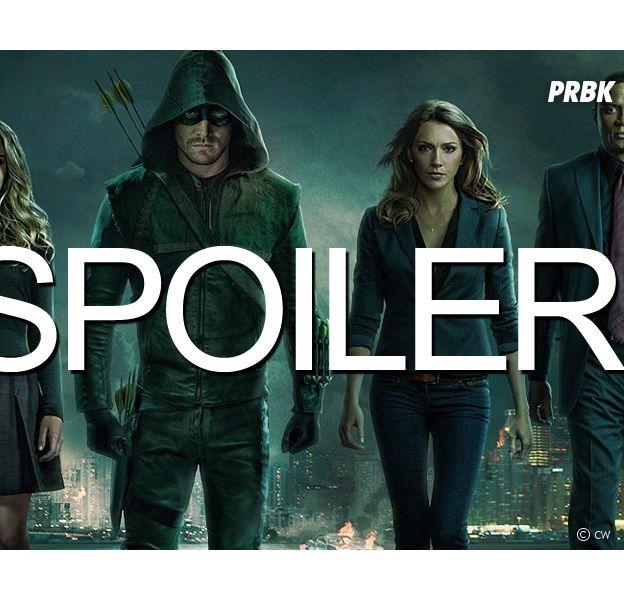Arrow saison 4 : Oliver et Felicity bientôt fiancés ?