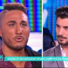 """Vivian s'incruste dans Le Mag et s'en prend à Ali : """"Tu n'es rien, tu es personne !"""""""