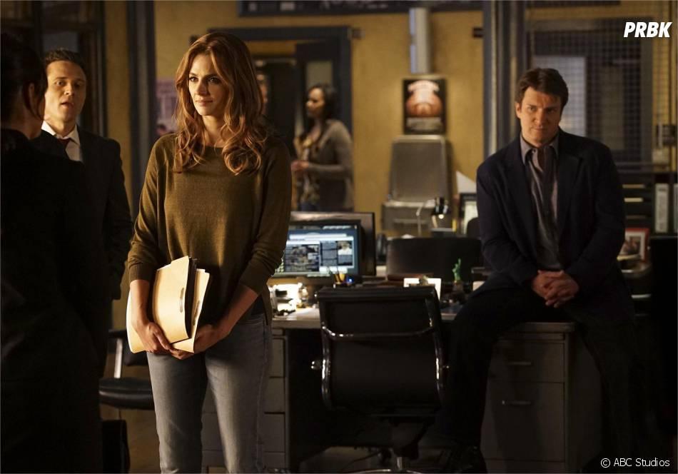 Castle saison 8, épisode 2 : Rick et Kate, la rupture