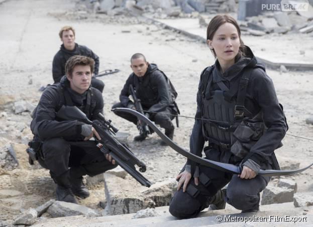 Hunger Games : 6 anecdotes sur la saga avant la fin