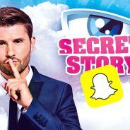 Secret Story 9 : Emilie, Rémi, Ali... les comptes Snapchat des candidats