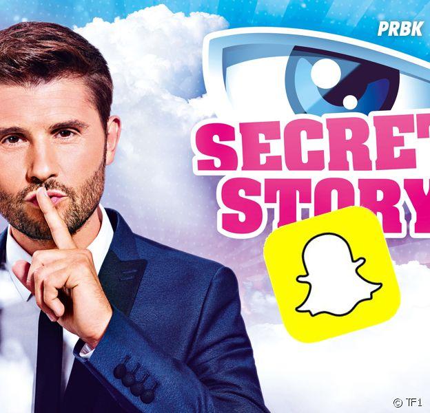 Secret Story 9 : les comptes Snapchat des candidats